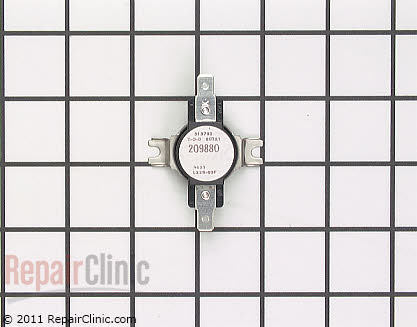 High Limit Thermostat (OEM)  71001844, 695174