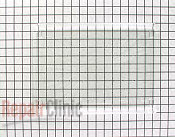 Glass Tray - Part # 616067 Mfg Part # 5303091188
