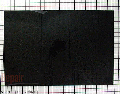 Outer Door Glass 3195610 Main Product View