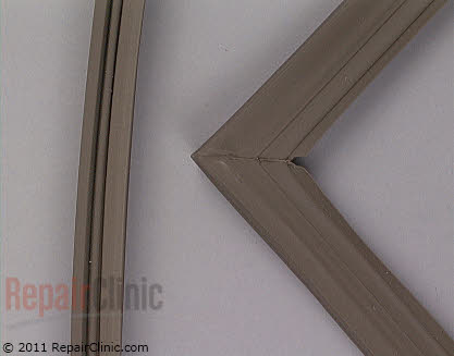 Brown Range Door Seal