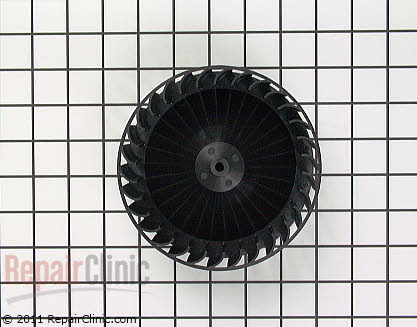 Broan Range Vent Hood Blower Wheel