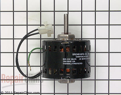 Fan Motor S97008584       Main Product View