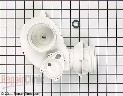 Magic Chef Dishwasher Pump Housing