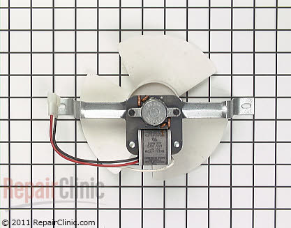 Fan Motor S97011220       Main Product View