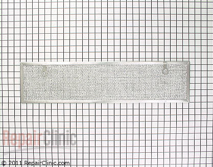 Grease Filter (OEM)  S99010136