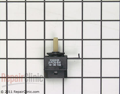 Heat Selector Switch 3399638         Main Product View