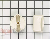 Knob, timer (biscuit) - Part # 547826 Mfg Part # 3952694