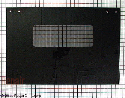 Outer Door Glass (OEM)  WB57K5307