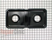 Burner Drip Pan - Part # 258075 Mfg Part # WB32K10014