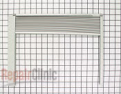 Window Side Curtain and Frame - Part # 721621 Mfg Part # 8031303