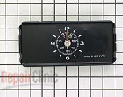 Clock, int. timer - Part # 709386 Mfg Part # 7602P091-60