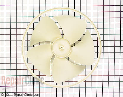 Fan Blade WJ73X10024      Main Product View