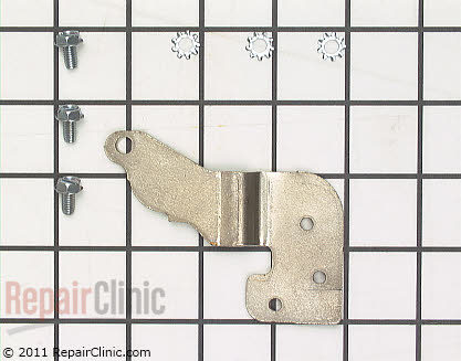 Oven Door Hinge (OEM)  WB10X154