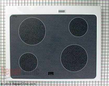 Glass Cooktop 74003022 Main Product View