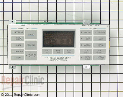 Main Control Board R9900570        Main Product View
