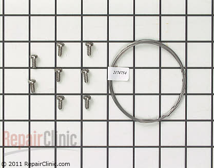 Cutting Grid Wire Kit (OEM)  4387020