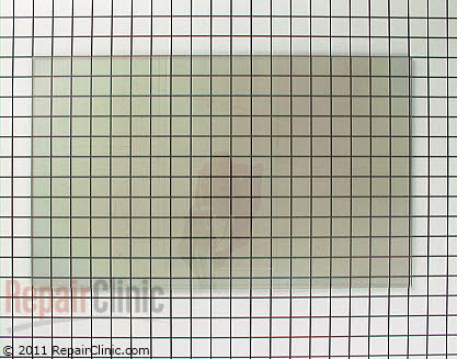 Inner Door Glass (OEM)  WB36X5712 - $87.00