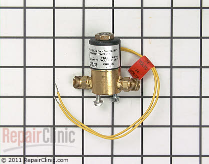 Surface Burner Valve 312024 Main Product View
