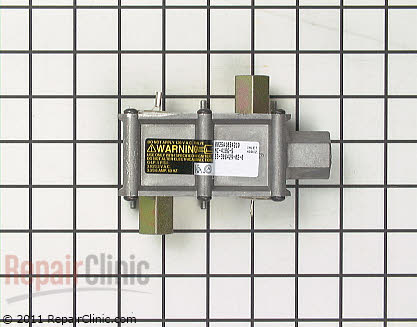 Oven Safety Valve Y0306429        Main Product View