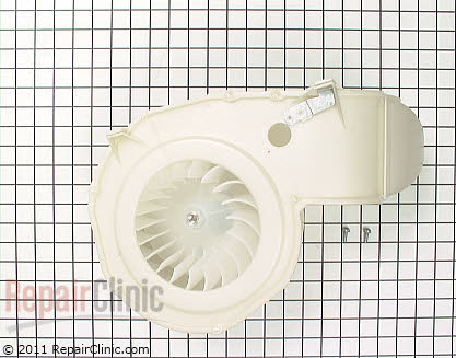 Blower Wheel and Housing (OEM)  131967600