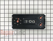 Clock, sic. electric - Part # 709164 Mfg Part # 7601P092-60