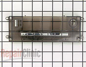 Lens, clock/oven control - Part # 571046 Mfg Part # 4337210