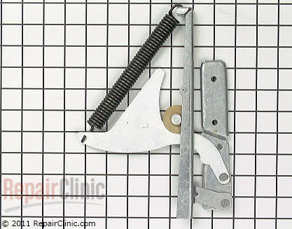 Oven Door Hinge (OEM)  WB14T10006