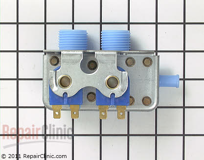 Ge Washing Machine Water Inlet Valve