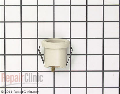 Montgomery Wards Range Light Socket