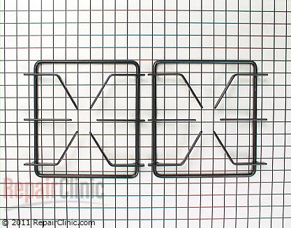 Burner Grate 12200030        Main Product View