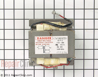 High Voltage Transformer 05200076        Main Product View