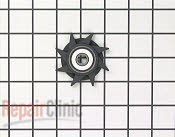 Drain Impeller - Part # 737789 Mfg Part # 900894