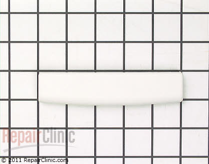 Kitchenaid Dishwasher Dishrack Handle