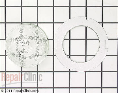 Lens-glass kit 5303935012 Main Product View