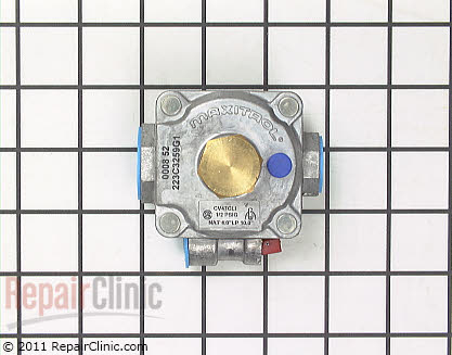 Pressure Regulator (OEM)  WB19K28 - $56.80