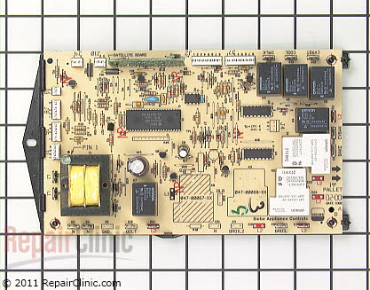 Maytag Oven Relay Board