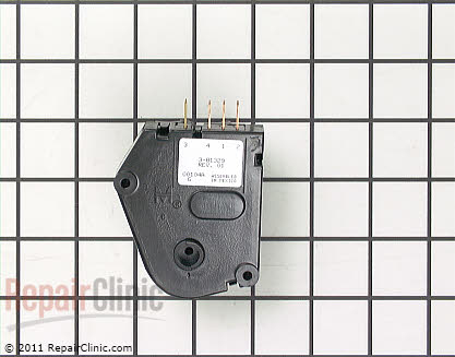 Defrost Timer 3-81329 Main Product View