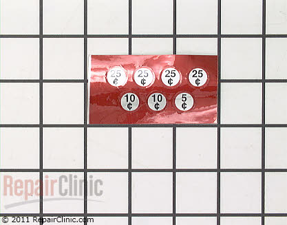 Decals and Labels (OEM)  214648