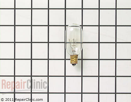 Kenmore Dryer Light Bulb