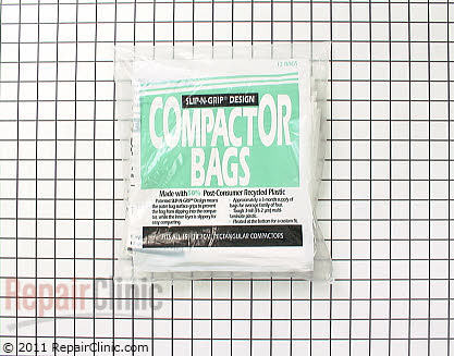 Trash Compactor Bags WC60X5017 Main Product View