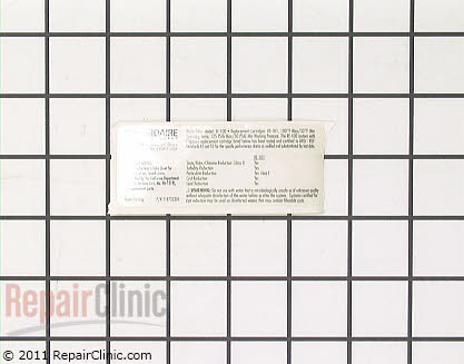 Decals and Labels (OEM)  218732301