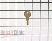 Coin Box Key - Part # 111161 Mfg Part # B1602504