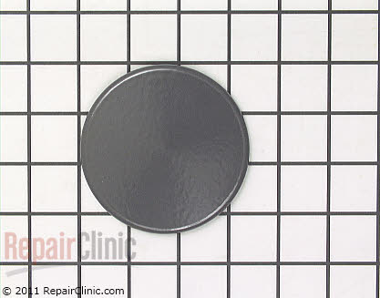 Surface Burner Cap (OEM)  WB29K30