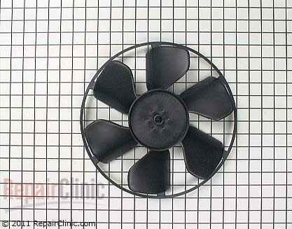 Fan Blade 309626001 Main Product View