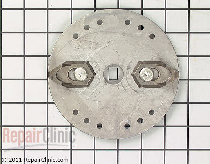 Insinkerator Garbage Disposer Shredding Plate