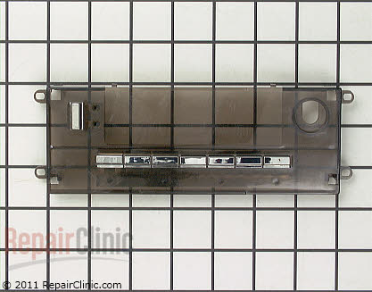 Control Board Cover (OEM)  WB12K5006 - $92.15