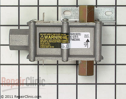 Oven Safety Valve 5303210798 Main Product View