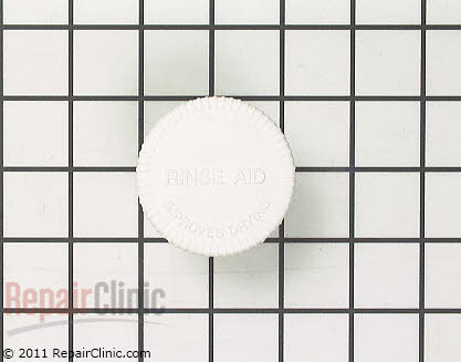 Rinse Aid Dispenser Cap Y912923         Main Product View