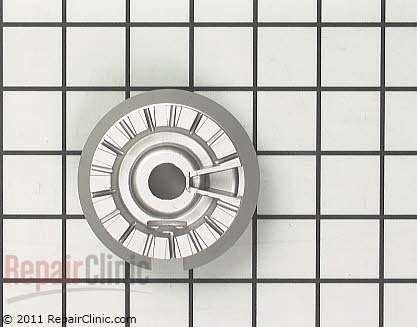 Surface Burner Base (OEM)  WB16K10006 - $18.55
