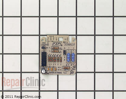 Whirlpool Dryer Dryness Control Board